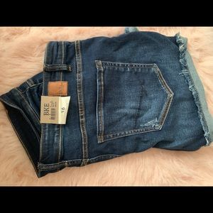 BKE plus size shorts NWT
